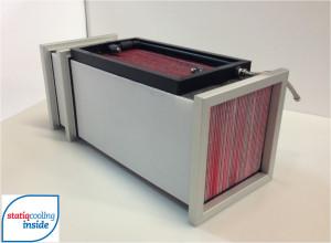 StatiqCooler heat exchanger